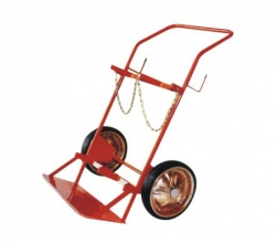 Double Gas Cylinder Trolley HT2501