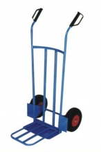 Dual plate hand trolley HT1893